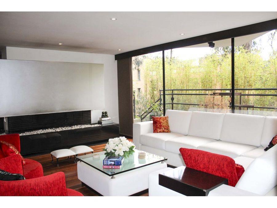 apartamento en rosales con terraza