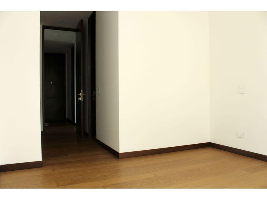 apartamento en la cabrera para estrenar