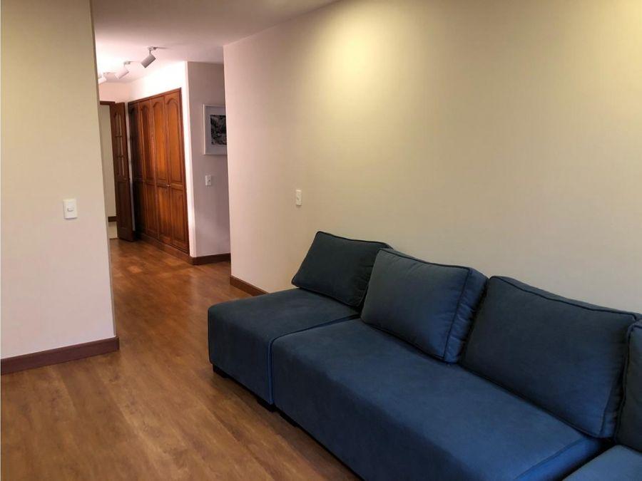 apartamento en la cabrera
