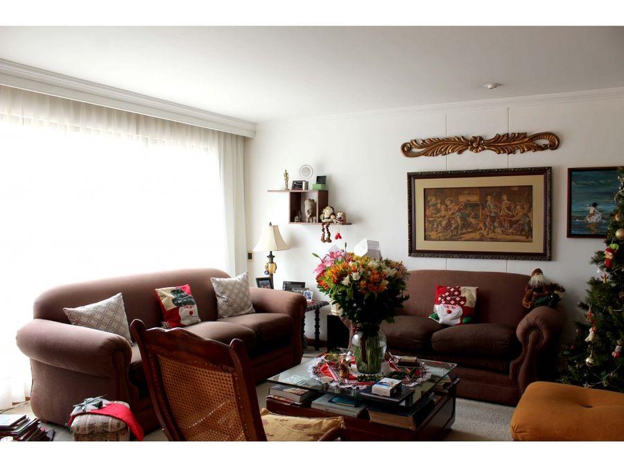apartamento en santa barbara con terraza