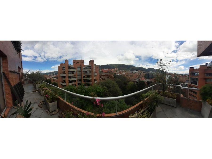 penthouse en la cabrera con 250 mts2 de terraza