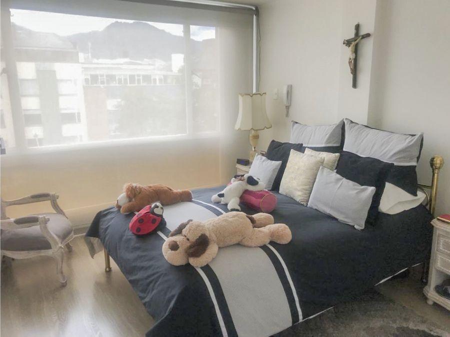 apartamento remodelado en venta nicolas de federman comercial bogota