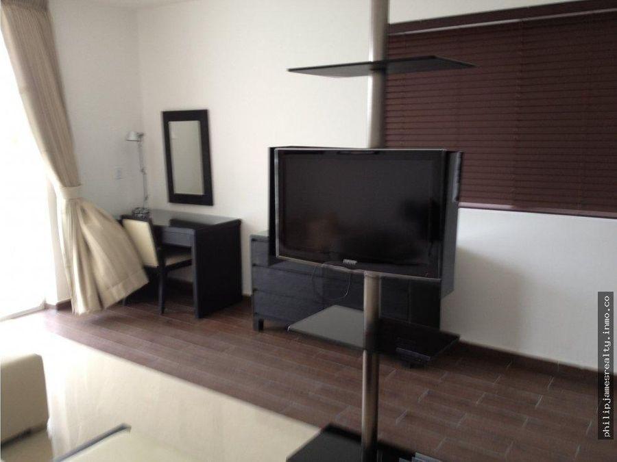 venta apartamento estudio en town center playa blanca