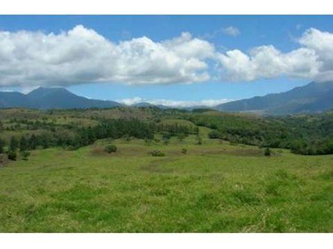 venta desarrollo en volcan springs ranch