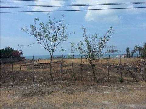 venta dos terrenos en playa malibu nueva gorgona