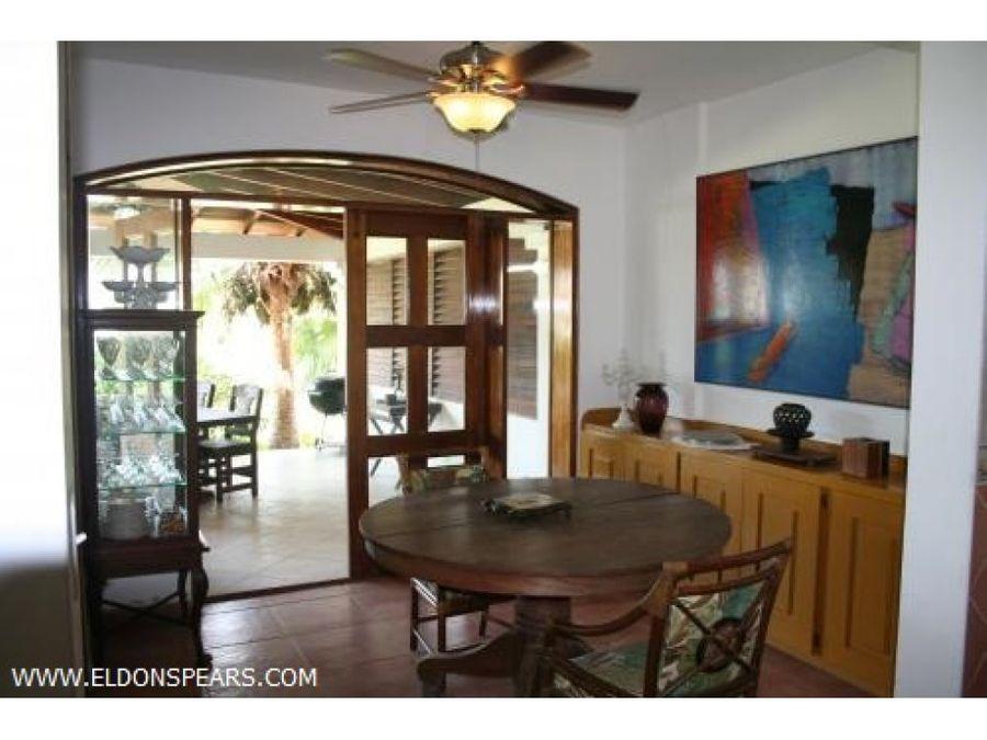 venta villa en ph duplex playa blanca