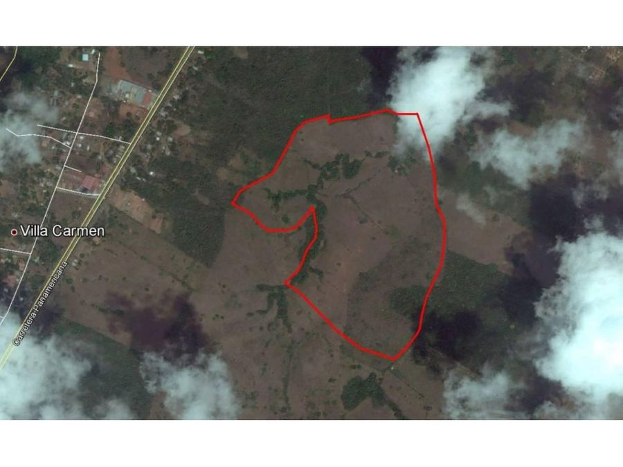 venta finca de 48 hectareas en capira