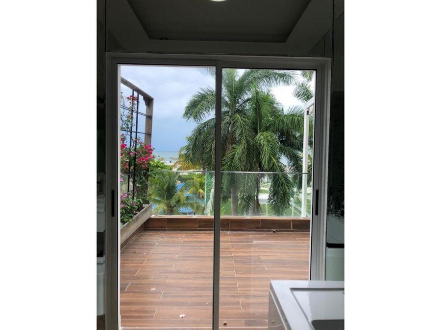 venta o alquiler duplex 6 recamaras en playa blanca