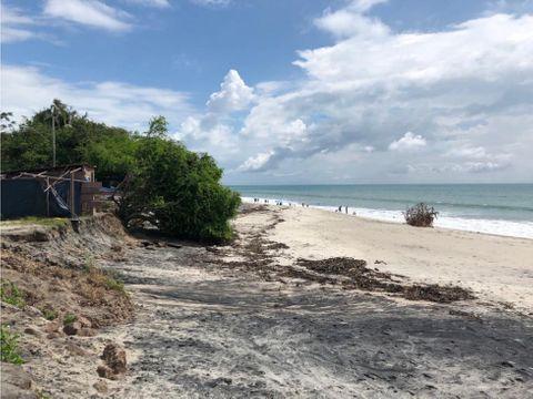 venta terreno a 5 minutos de la playa en la ermita san carlos