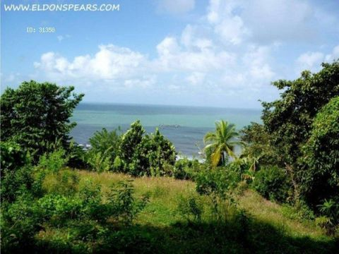 venta terreno con vista al mar en portobelo hills