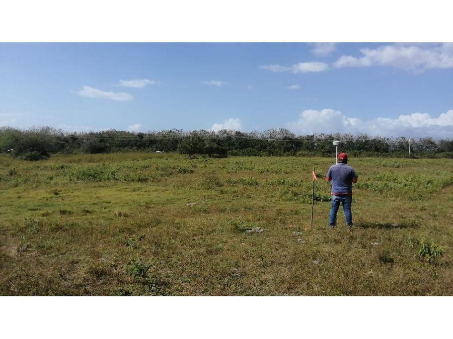 venta de terreno en buenaventura