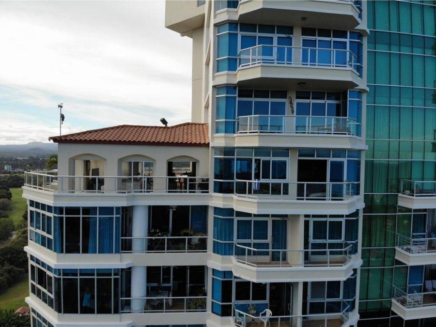venta apartamento de lujo 2 recamaras en coronado golf