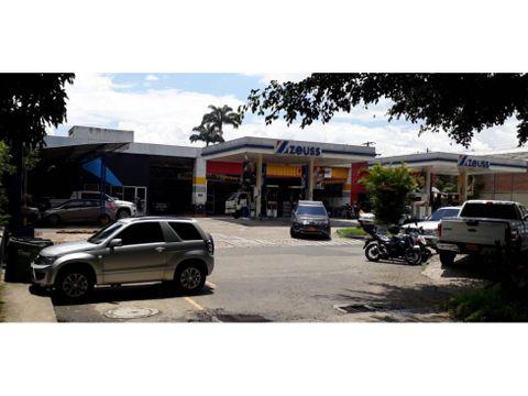 ganga estacion de gasolina envigado las vegas