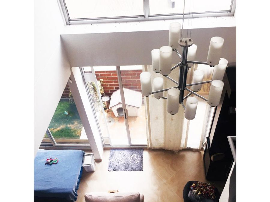 duplex con terraza