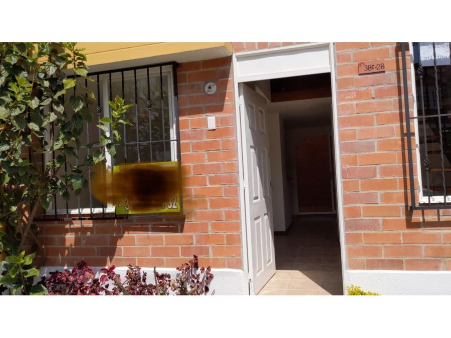 venta casa cerca a universidad catolica de oriente en rionegro