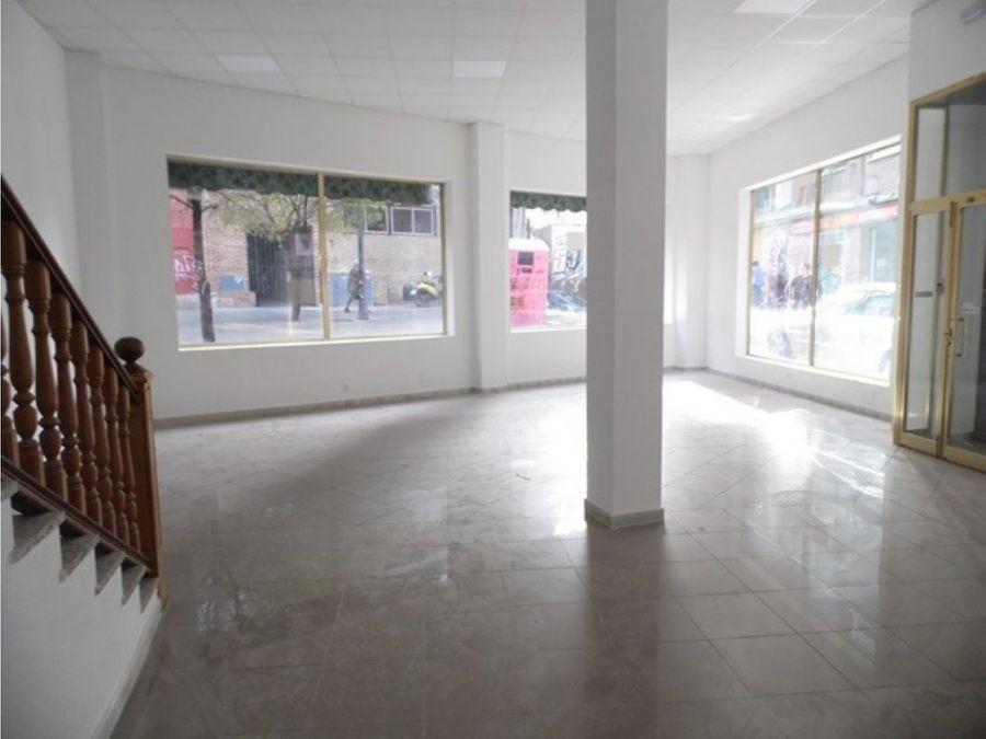 alquiler de local en alcorcon zona centro