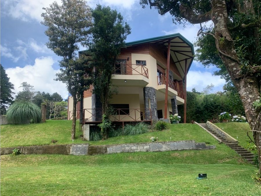 casa en montana