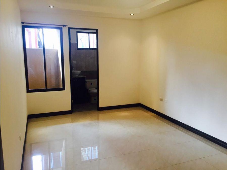 venta de apartamento en paso real condominio santa isabel la union