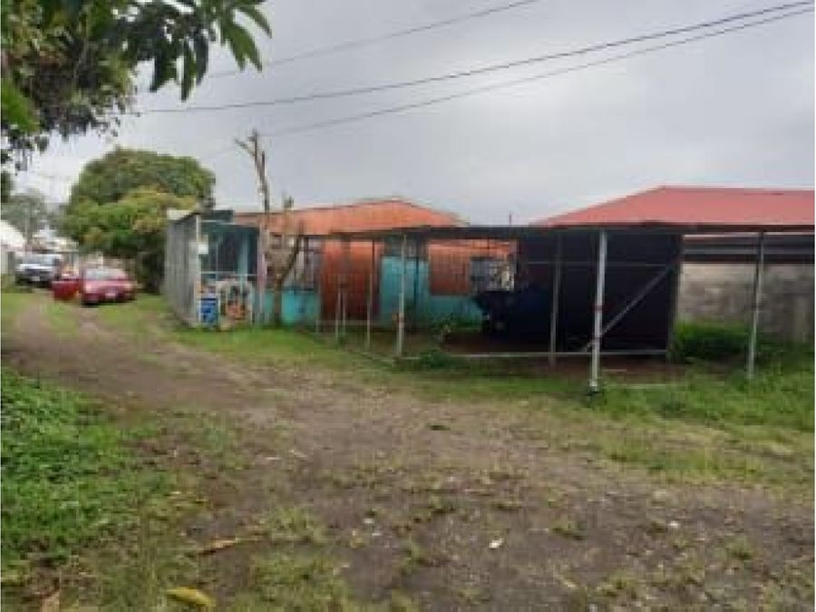 venta de propiedadpara desarrollo en moravia en el sector de san blas