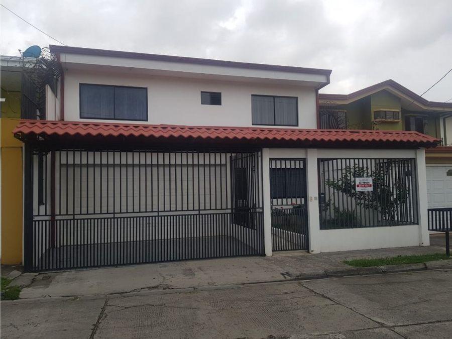 vendo casa en moravia 200000