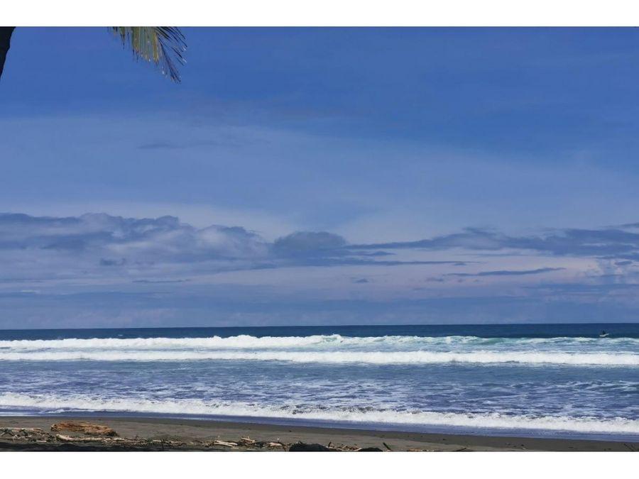 en venta 113 ha de terreno en playa linda matapalo