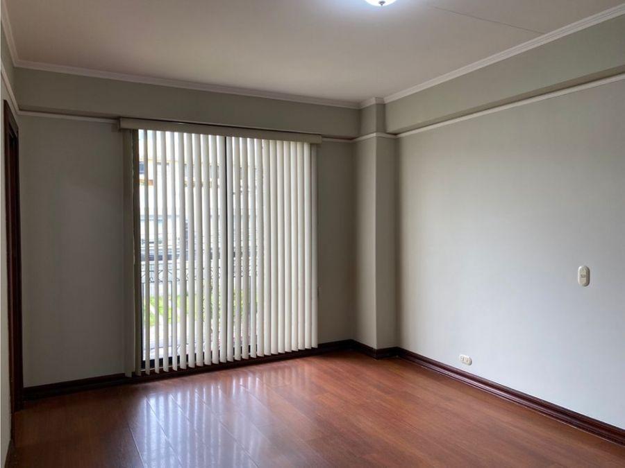 alquiler condominio san rafael escazu