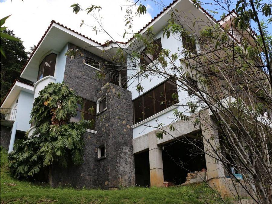 casa de montana en san jose tarbaca