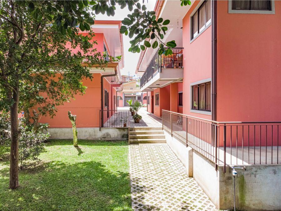 exclusivo complejo 8 unidades apartamentos mercedes heredia hv