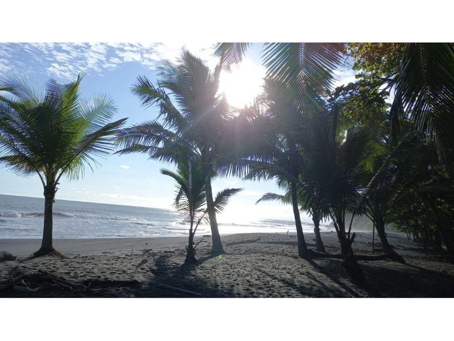 hermosos lotes en playa hermosa jaco