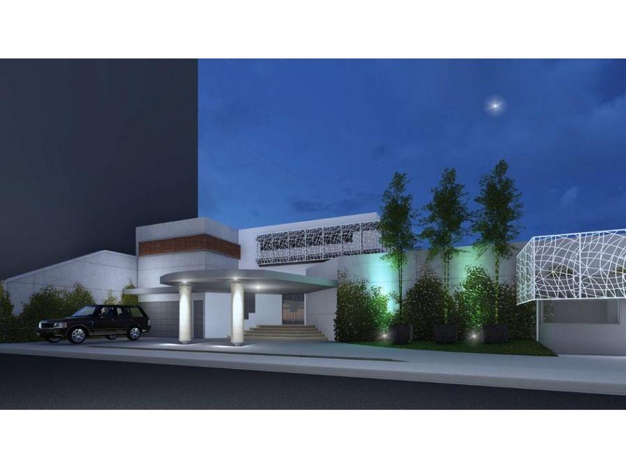 propiedad edificio comercial en rohrmoser vendo y alquilo hv