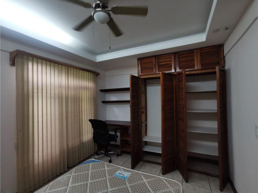 casa amplia en condominio privado en cruce alajuela y heredia hv