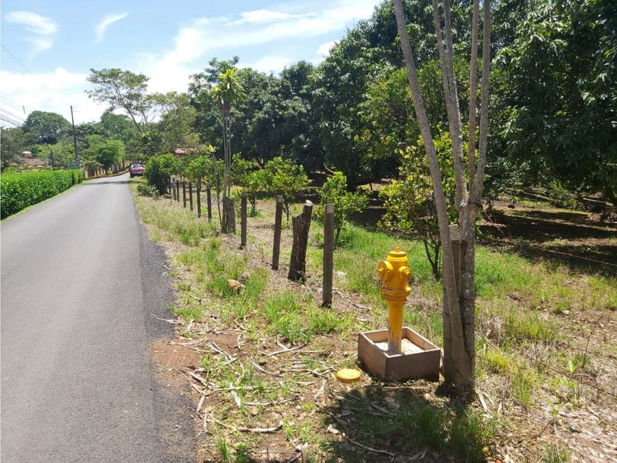 lote para cementerio en atenas alajuela 17000m2 aprox