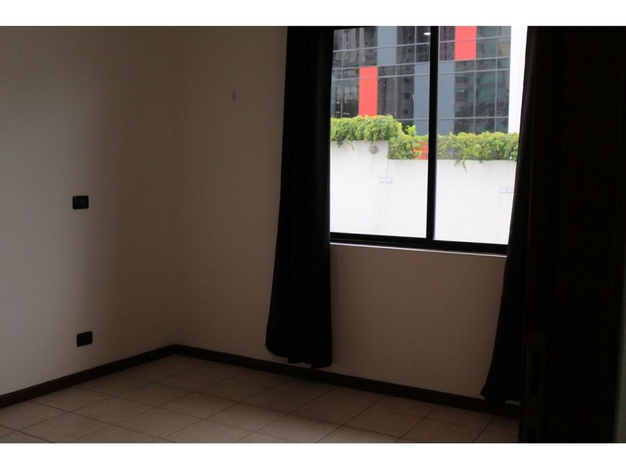 alquiler de apartamento sin amueblar en escazu