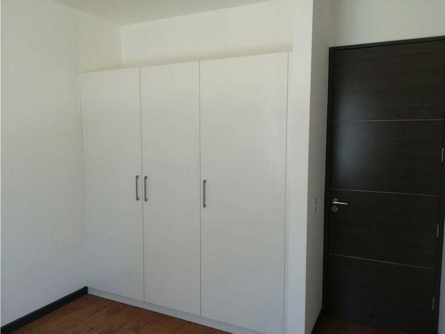para estrenar apartamento en alquiler san pablo