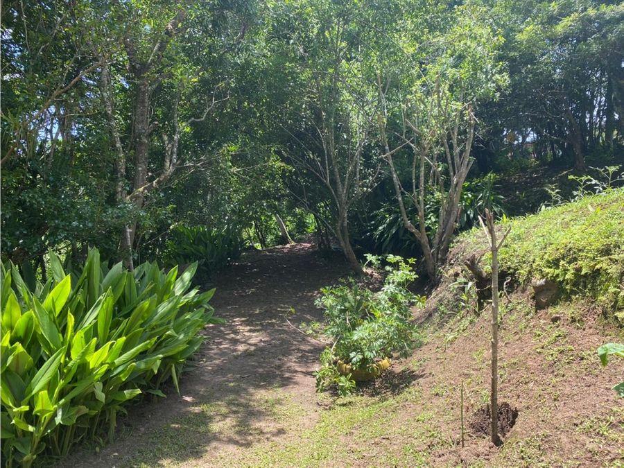 bella propiedad en la isla de moravia
