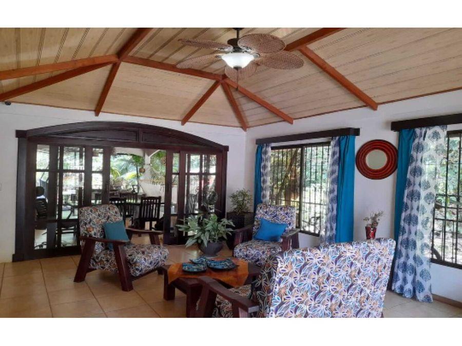 venta de casa vecindario tranquilo y seguro en buenos aires guapiles