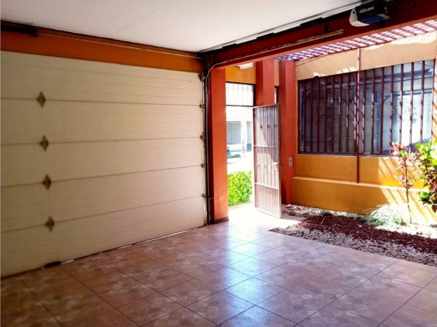 venta de hermosa casa en cartago tejar
