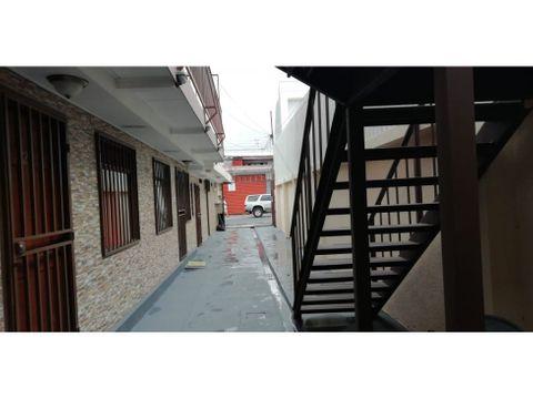 edificio de apartamentos y locales jpk