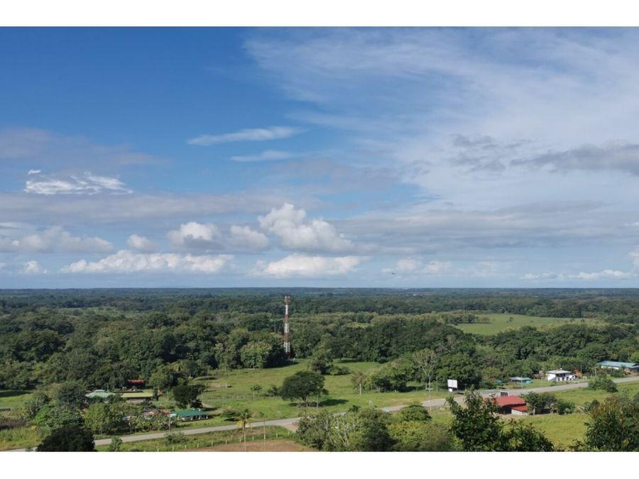 sale 1809 ha of land in chontales cortes puntarenas costa rica
