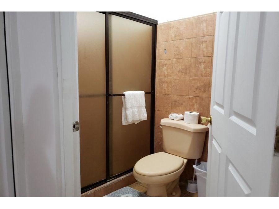 alquiler de casa indpendiente completamente amoblada y equipada