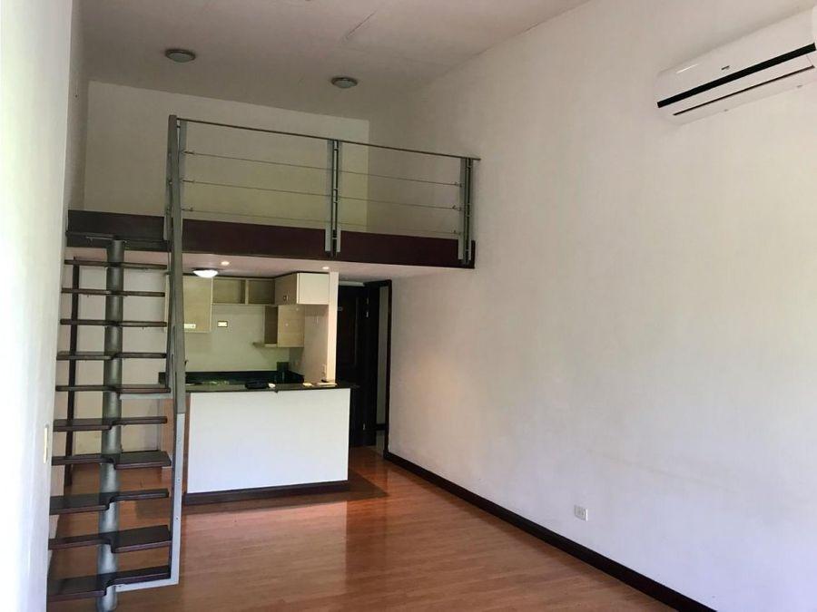 apartamento 2 habitaciones mas mezzaninne