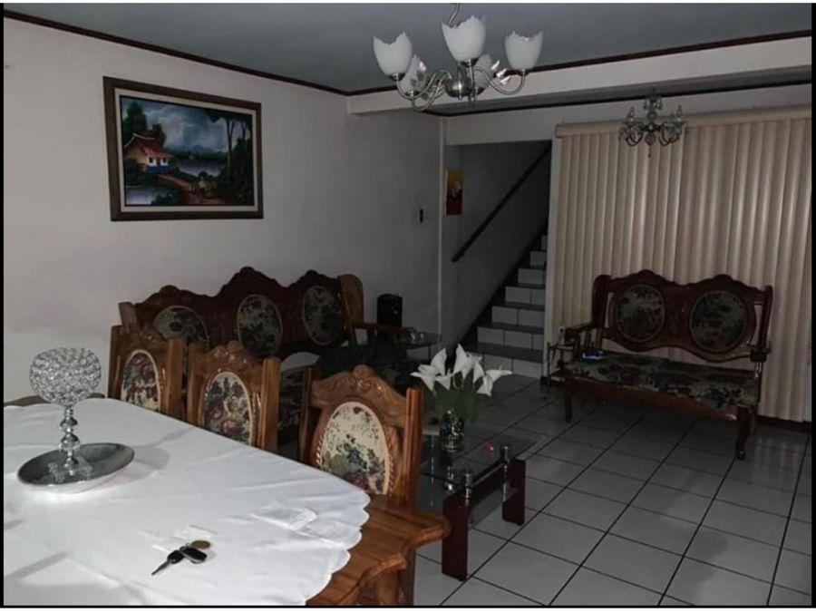 venta de hermosa casa en residencial anselmo llorente tibas