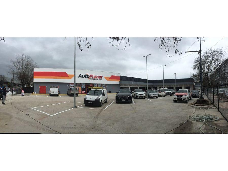 local 2 plaza motor talca