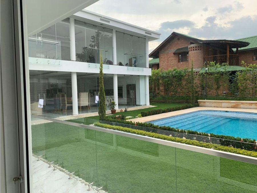 casa en condominio ciudad jardin cqm