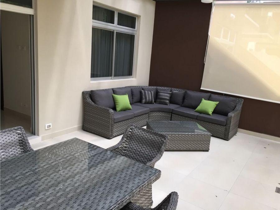venta apartamento 2 cuartos en riverpark santa ana