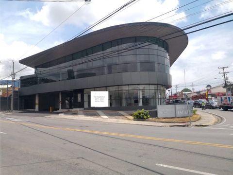 alquiler edificio comercial en san rafael escazu