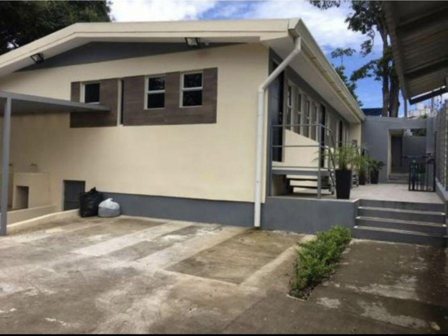 alquiler apartamento 1 cuarto en los anonos escazu