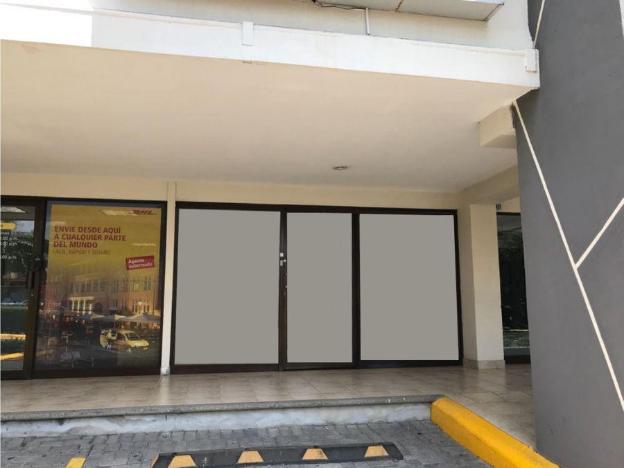 venta de local comercial en centro comercial en santa ana centro