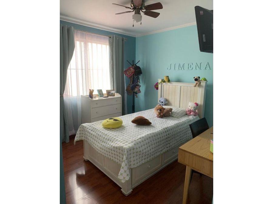 rebajada casa en venta de dos plantas paso de las garzas belen