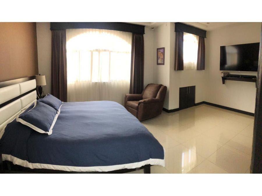 venta casa en condominio 3 cuartos bello horizonte de escazu